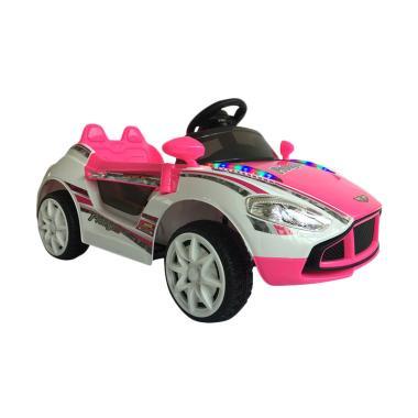 harga PMB 7688 Mainan Mobil Aki - Pink Blibli.com