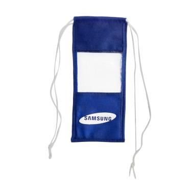 Kobucca Shop Tas Smartphone for Samsung 5 Inch - Biru