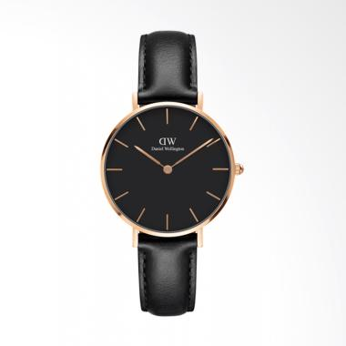 Daniel Wellington Classic Black Pet ... anita - Rose Gold [32 mm]