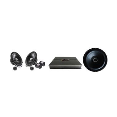 Innovation Paket Audio Mobil 2 Way Speaker [Type C]
