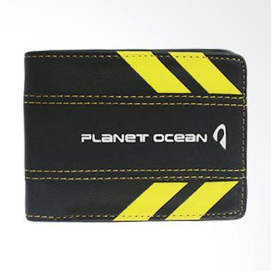 Planet Ocean Original Dompet Pria - Black [DPO313880]