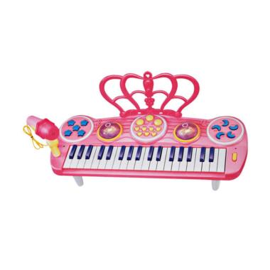 OICE Little Musician Keyboard - Pink