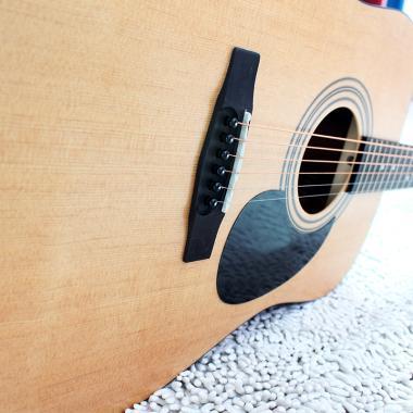 Cort AD-810E Open Pore Gitar Akustik Elektrik INCLUDE BAG