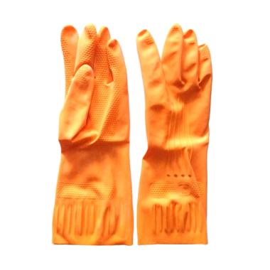KENMASTER Sarung Tangan Karet - Orange