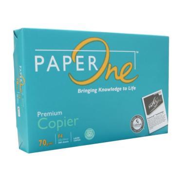 PaperOne F4 Kertas Fotokopi [70 g]