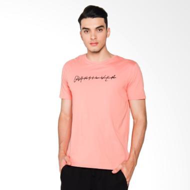 Quiksilver SCRIPPSSSTEE M T-Shirt Pria