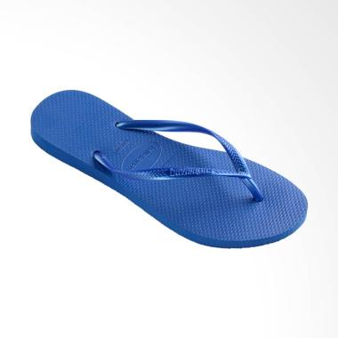 Havaianas 3847 Slim Sandal Flip Flop Wanita - Blue Star