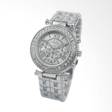 CONTENA WAT8101H Luxury Diamond Lad ... am Tangan Wanita - Silver