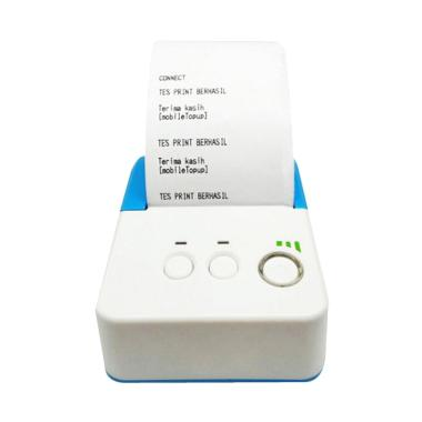 Bella Vision ZCS-05 Thermal Bluetooth Printer - Air Blue