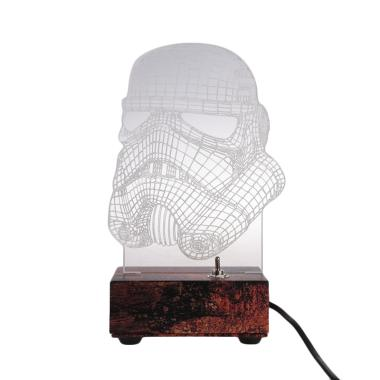 BiruTua Stormstrooper Acrylic Light
