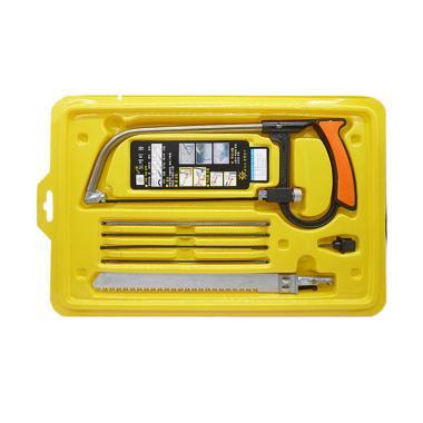 Mine G Set Gergaji Tangan - Yellow