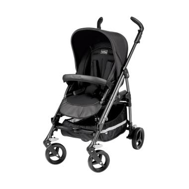 Peg Perego Si Switch Classico Stroller - Onyx