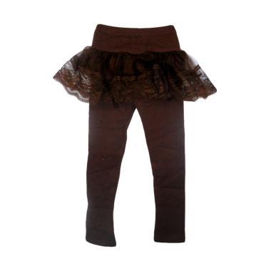 VERINA BABY Legging Anak Perempuan - Brown