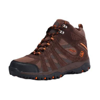 Snta Sepatu Gunung - Brown Orange [476]