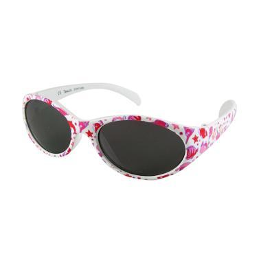 My Baby Mi Bao I2I-9626 Fashion Cool Sunglasses Baby - White