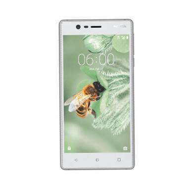 Nokia 3 Smartphone - Silver [2GB/16GB/LTE]