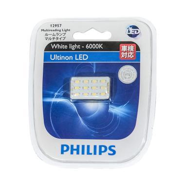 PHILIPS Ultinon LED Multireading La ... bil - White Light [6000K]