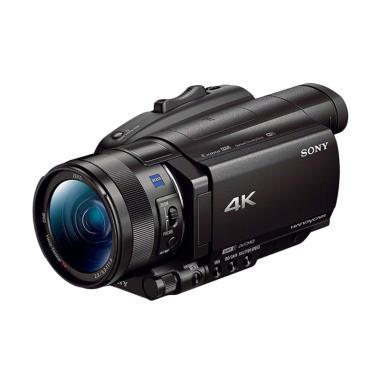 harga SONY FDR-AX700 4K Camcorder Blibli.com