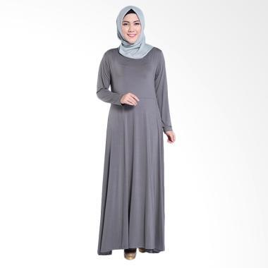 Elzatta 810 Azra Gamis - Dark Grey