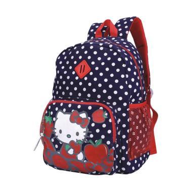 Catenzo Jr. Hello Kitty Tas Sekolah Anak Perempuan