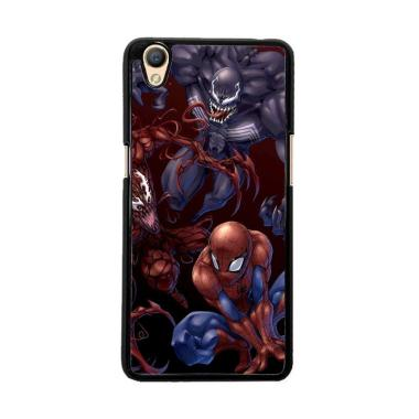 Flazzstore Spiderman Venom Carnage  ... ing for Oppo Neo 9 or A37
