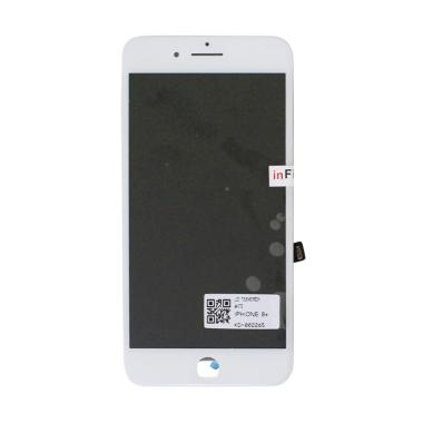 OEM LCD Touchscreen Replacement for Apple iPhone 8 Plus - White