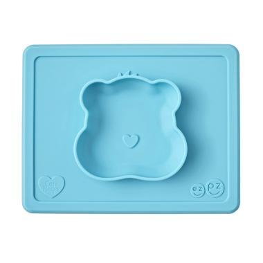 EZPZ Care Bear Bowl In Wish Teal