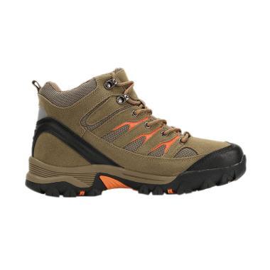 Snta Outdoor Boots - Beige Brown [SNTA 475]