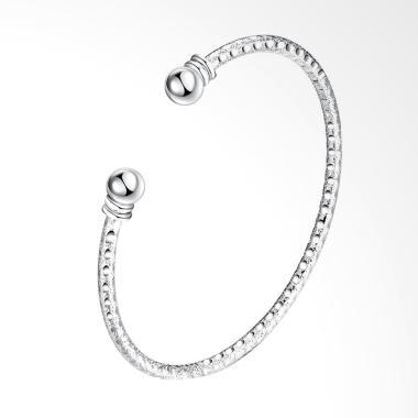 SOXY LKNSPCB234 The New European an ... e Stylish Silver Bracelet