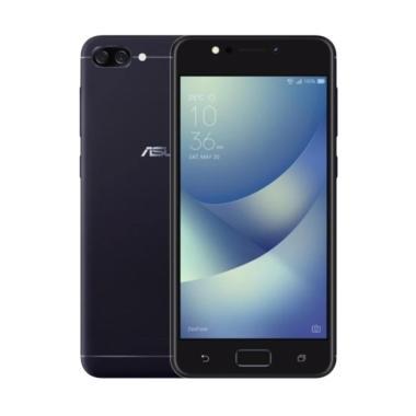 Asus ZenFone 4 Max ZC520KL Smartphone - Black [32 GB/ 3 GB]