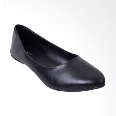 Octav Vince Flats Vinfl 10 Sepatu Wanita Black