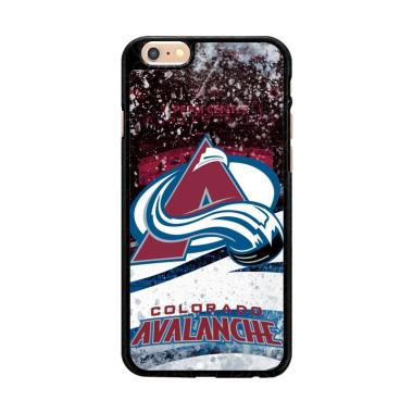 Flazzstore Colorado Avalanche Logo  ... iPhone 6S Plus or 6S Plus