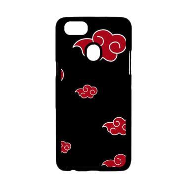 OEM Awan Merah Akatsuki Custom Hardcase Casing for OPPO F5