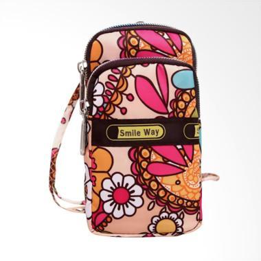 Lansdeal SJF71123733E Fashion Print ... r Bag Wanita - Multicolor