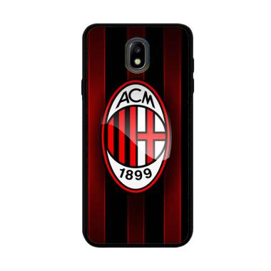 Flazzstore Ac Milan O1209 Custom Ha ... amsung Galaxy J5 Pro 2017