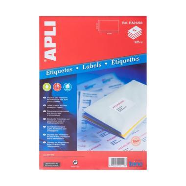 APLI #RA01283 White Paper Computer  ... 38 x 21.2 mm / 325 unit }