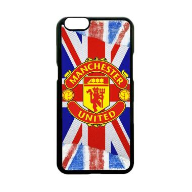 Acc Hp UK Flag Manchester United J0258 Casing for Oppo A71
