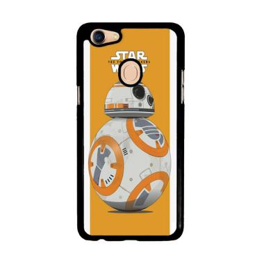 Flazzstore Bb8 Force Awaken Star Wa ... Custom Casing for Oppo F5