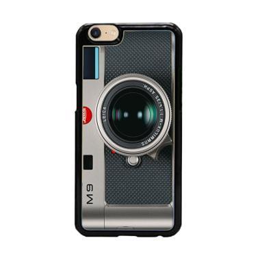 Flazzstore Camera Leica O1275 Custom Hardcase Casing for Oppo F3 Plus