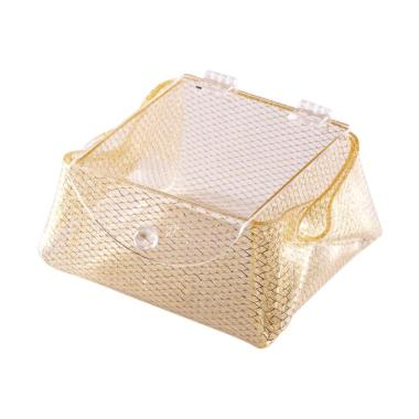 K.GOLD Candy Box with Golden Lace