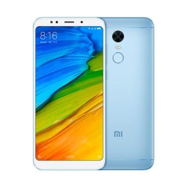 Xiaomi Redmi Note 5 Smartphone - Lake Blue [3GB/32GB]