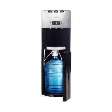 Arisa WD0811B Dispenser - Black [Galon Bawah]