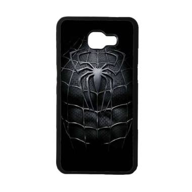 Cococase Spiderman Black X4957 Casing For Samsung Galaxy J7 Prime