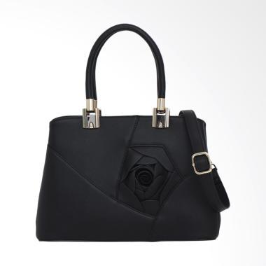 Elizabeth Bag Ines Hand Bag - Hitam
