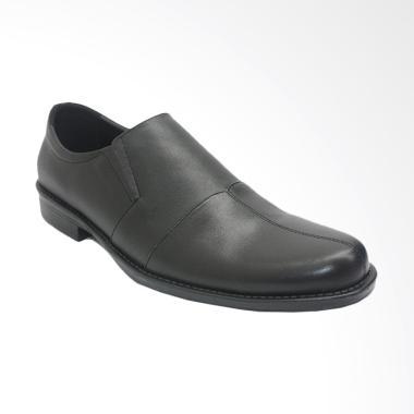 Dr. Kevin Men Dress & Bussiness Formal Shoes - Black [13348]