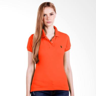 POLO RALPH LAUREN Classic Fit S-S P ... weet Orange - Y02A02E02HU