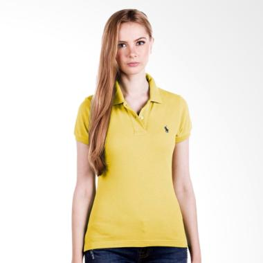 POLO RALPH LAUREN Classic Fit S-S O ... ta - Yellow - Y02A02E02V9
