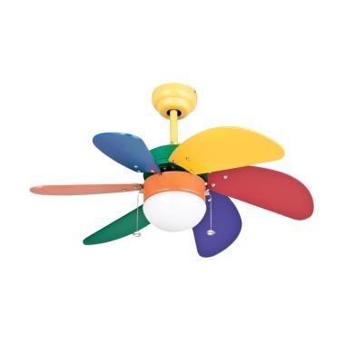 MT.EDMA PILOT Rainbow Colourful Kip ...  Gantung Plafon [30 Inch]