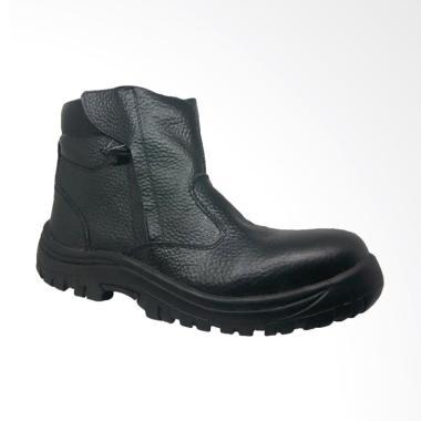 Handymen Dress Safety Shoes - Black [NBR603]