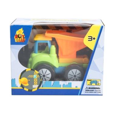 Hot Gear Big Construction Truck Diecast